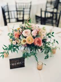 floral wedding table centerpieces 25 best ideas about wedding tables on relaxed