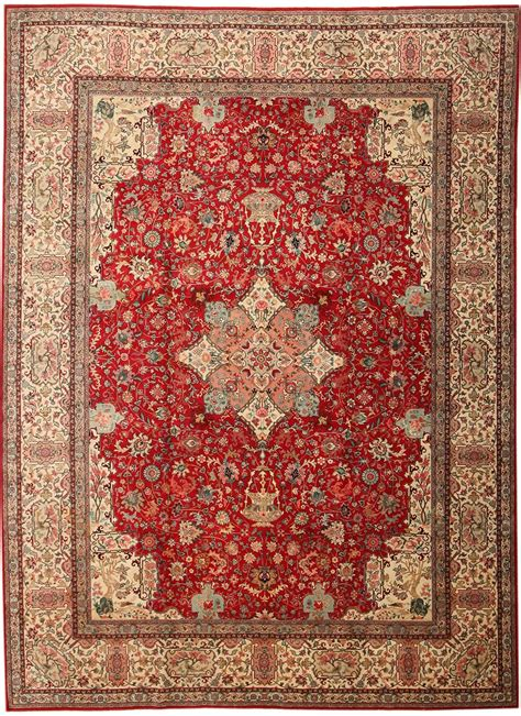 Iranian Rugs For Sale by Antique Tabriz Rug 43526 For Sale Antiques Classifieds