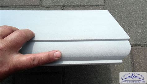 Platten Für Fassade by Styropor Bauprofile F 195 188 R Fassadenstuck Eckbossen 194 194