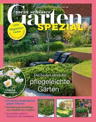 Mein Schöner Garten Spezial by Mein Sch 246 Ner Garten Zeitschriften