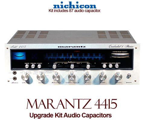 capacitors for audio marantz 4415 upgrade kit audio capacitors