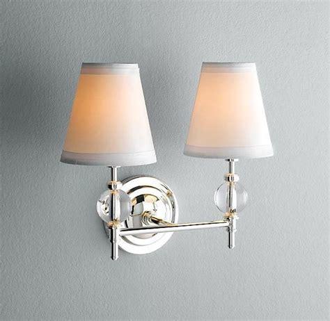 22 brilliant bathroom lighting restoration hardware