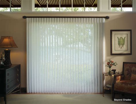 vertical blinds for sliding glass doors luminettes are a great alternative to vertical blinds for sliding glass doors and large windows