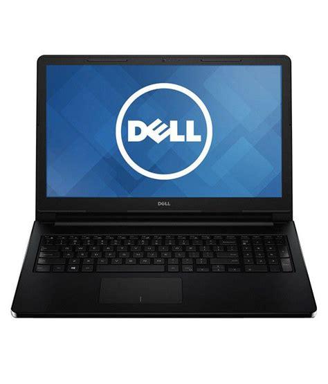 Laptop Dell Pentium dell inspiron 3551 notebook intel pentium 2gb ram 500gb hdd 39 6 cm 15 6 dos black
