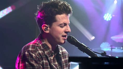 charlie puth live charlie puth how deep is your love live on the honda