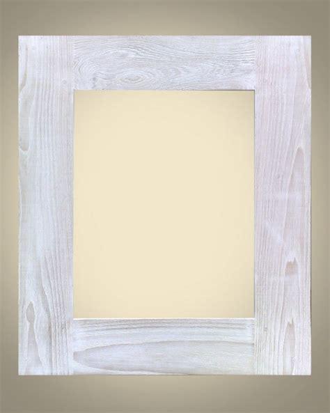 cornice legno grezzo cornici legno grezzo ispirazione interior design idee