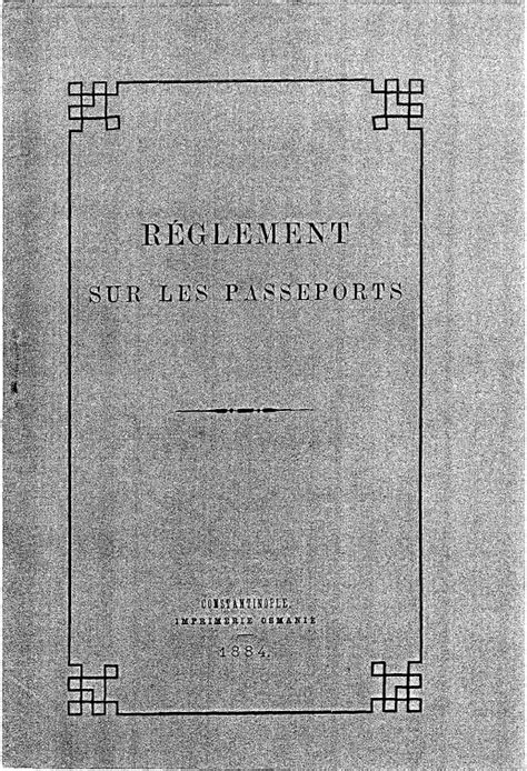 Ottoman Traduction by Le Fran 231 Ais Langue Diplomatique De La Sublime Porte Le