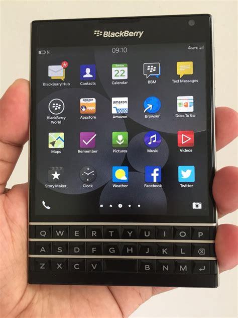 Hp Bb Lte jual beli blackberry passport 4g lte batangan bekas