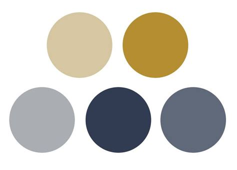gold and gray color scheme gray blue and mustard gold for the home pinterest