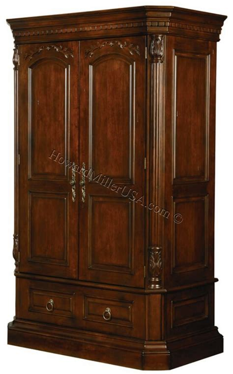 Howard Miller Bar Cabinet 695090 Howard Miller Wine And Bar Furnishing Cabinet