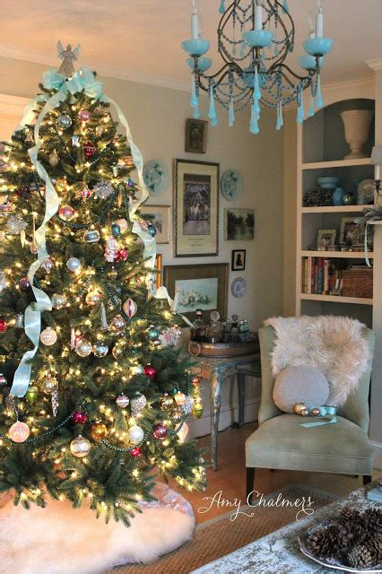maison decor classic christmas tree magic