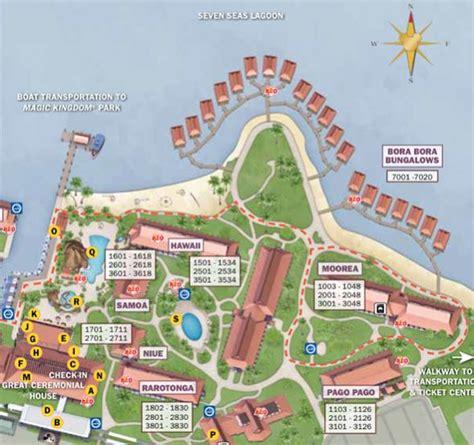 club resort map disney new polynesian resort map thedibb