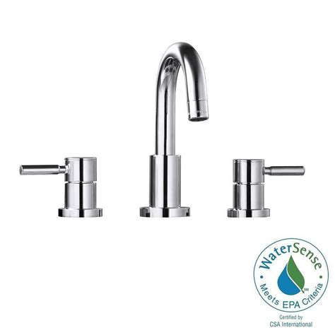 High Arc Kitchen Faucet Reviews by Avanity Positano 8 In Widespread 2 Handle High Arc