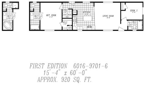 14x60 mobile home floor plans 132 clayton 32x52 37rse32483ah08 images frompo