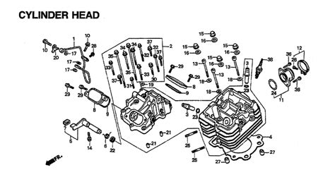 honda fourtrax 300 parts diagram 1998 honda fourtrax diagram 27 wiring diagram images