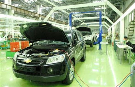 industry figures indicate growth in domestic auto