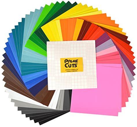is cricut printable vinyl permanent primecuts permanent adhesive backed vinyl 65 sheets
