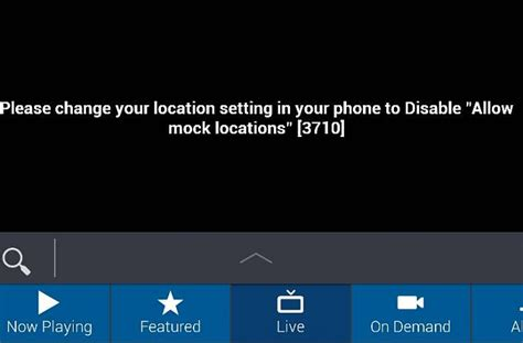 android allow mock locations bell tv app wants me to disable quot allow mock locations quot android forums at androidcentral