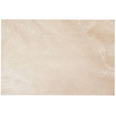 rona bathroom tiles quot advance quot ceramic floor tile 16 quot x 24 quot sand rona