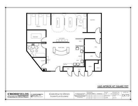doctor office floor plan 95 best images about chiropractic floor plans on pinterest