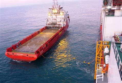 platform supply vessel vroon s platform supply vessel backs rion owf