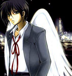 imagenes de anime kawaii hombre angeles de anime hombres y mujeres im 225 genes taringa