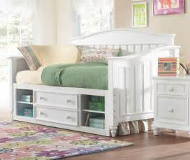 White Daybed With Storage Daybeds With Storage Homesfeed