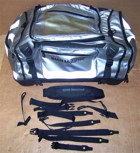 Bmw Motorrad Tail Bag by Bmw Soft Bag 2 Rear Seat Tail Bag