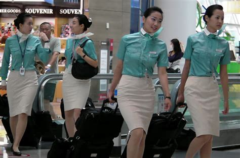 Korean Air Cabin Crew by 301 Moved Permanently