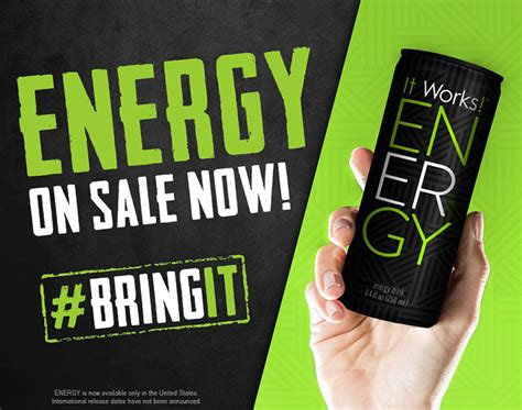 energy drink that works it works energy drink lifestyle supplements it works