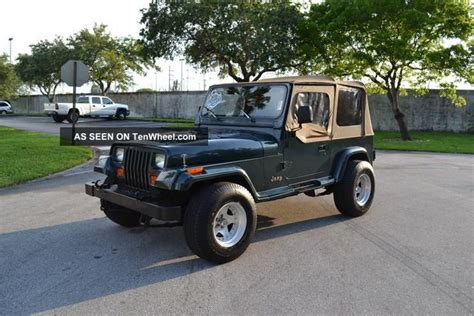 wide stance jeep 1993 jeep wrangler auto 31 inch tires wide