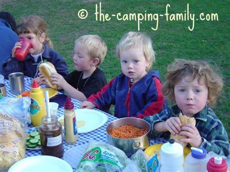 camping menu ideas great food   week long family