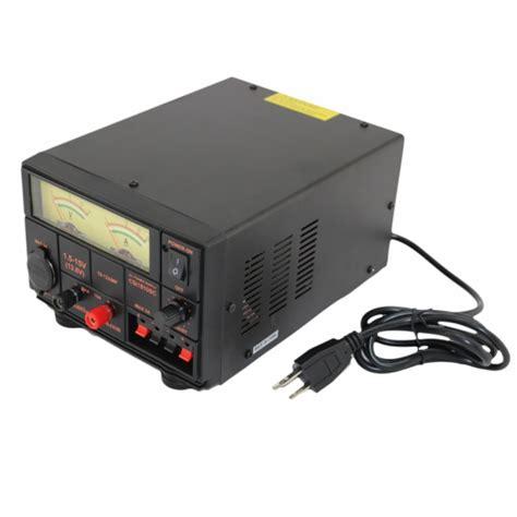 adjustable bench power supply adjustable heavy duty dc regulated bench power supply 1 5v 15v 12a