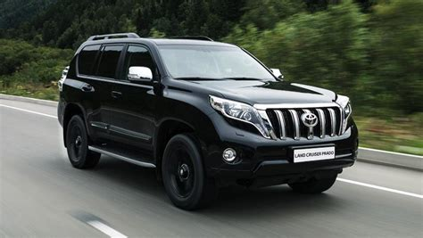 Toyota Prado Toyota Prado 2017 Interior And Exterior Design Review
