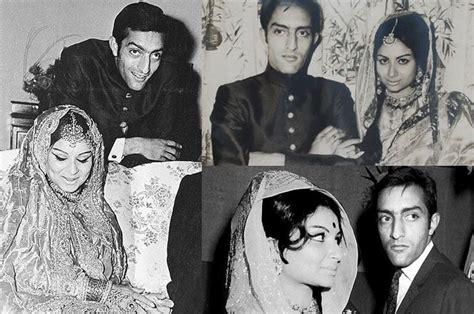Sharmila Syar I F A the wedding of sharmila tagore and mansoor ali khan