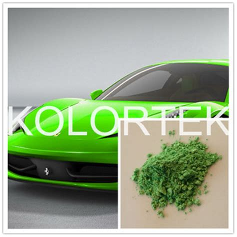 green paint colors for cars metallic chameleon car paint pigments manufacturer buy green