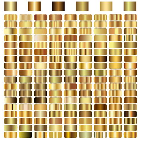 illustrator pattern gold vector gold gradient vector image logo icon