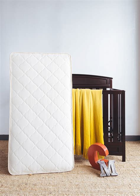 Chemical Free Crib Mattress Solid Wood Crib Nontoxic Finish Davinci Piedmont 4