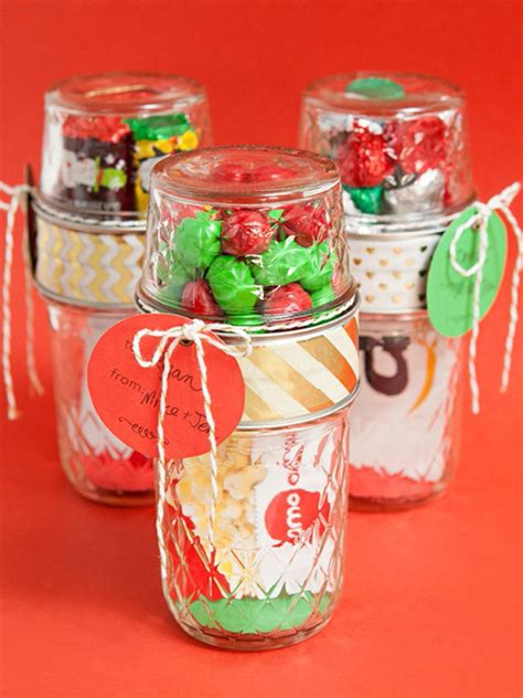 christmas gift ideas in mason jars hgtv s decorating