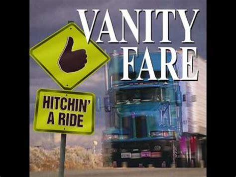 hitchin a ride vanity fare
