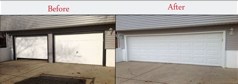 Converting 2 Garage Doors Into 1 by Convert Two Door Garage Into One Bedroom Furniture
