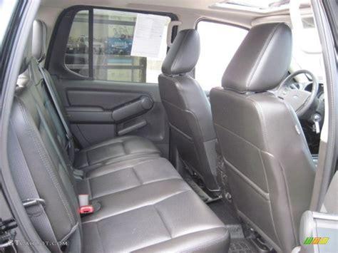 2009 Ford Explorer Interior by Charcoal Black Interior 2009 Ford Explorer Sport Trac Adrenaline V8 Awd Photo 62589336