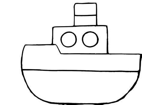 dessin sur bateau coloriage bateau maternelle 224 imprimer sur coloriages info