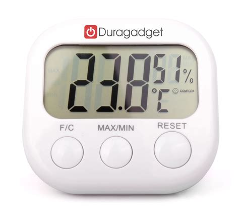 room temperature thermometer new indoor lcd room temperature thermometer with stand and digital display ebay