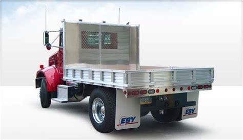 eby truck beds eby aluminum truck beds dump autos weblog