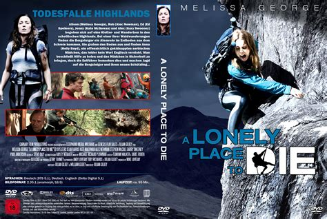 A Place To Die A Lonely Place To Die Dvd Cover 2011 German Custom