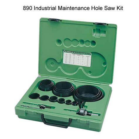 Greenlee Plumbing by Greenlee Electrician Plumber S Saw Kits