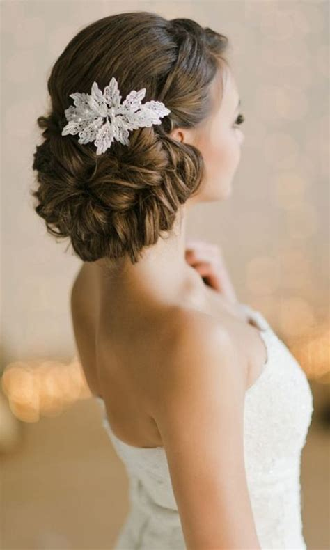 elegant hairstyles for a bride beautiful wedding hairstyles for elegant brides in 2017