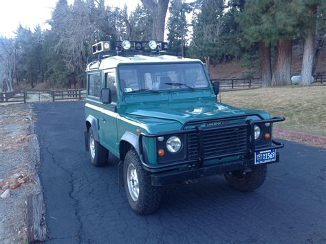 land rover classic for sale 1988 land rover defender 90 classic land rover defender