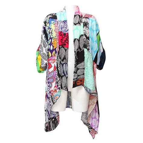 Patchwork Kimono - patchwork kimono the hippy clothing co